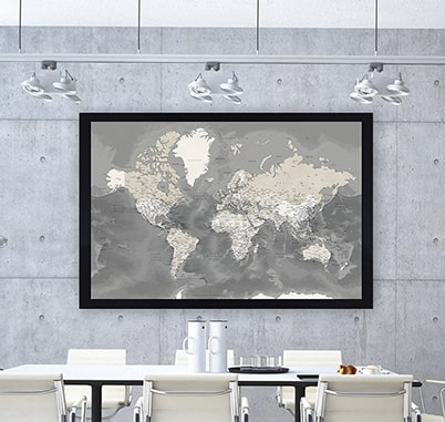 Wow Magnetic Maps